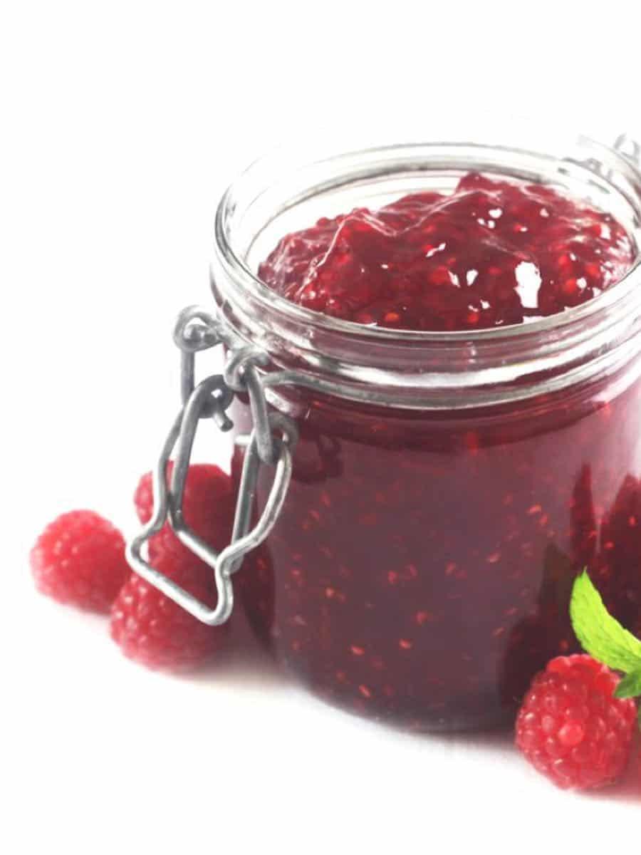 Gesunde Marmelade ohne zucker zum selbermachen