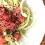 Schneller Fenchel-Grapefruit-Salat