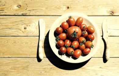Mehr Gemüse auf dem Teller