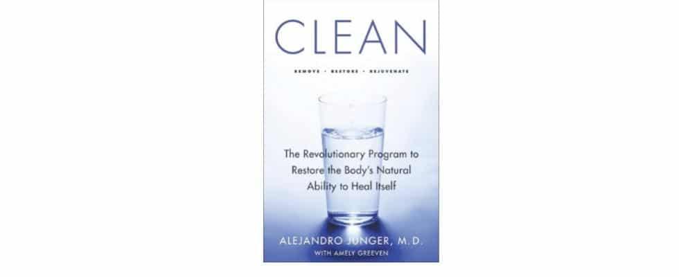 Entgiften nach dem Buch Clean