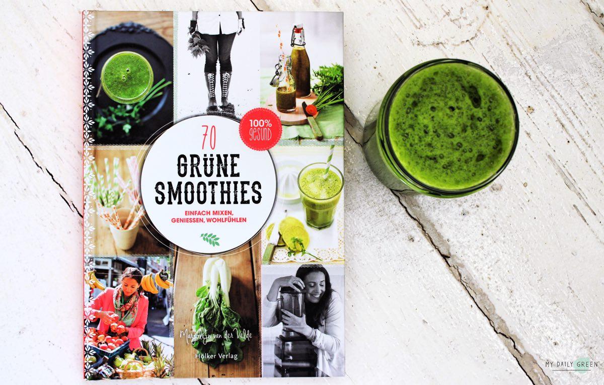 Buch grüne Smoothies gewinnen