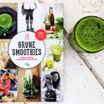 """3 Exemplare des Buches """"70 grüne Smoothies"""" zu gewinnen"""