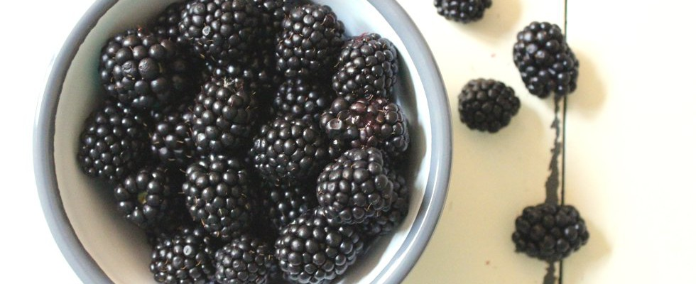 Brombeeren - Clean eating