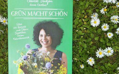 Foto vom Buch Grün macht schön